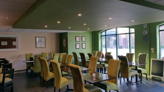 Tapas Restaurant Grange Park Northampton