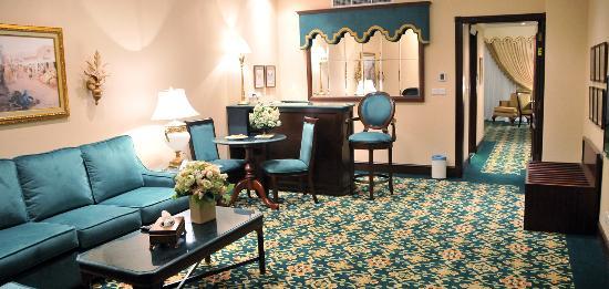 Junior Luxury Suite Picture Of Habitat Hotel All Suites