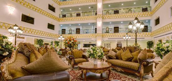 Habitat Hotel All Suites Al Khobar Arab Saudi Ulasan