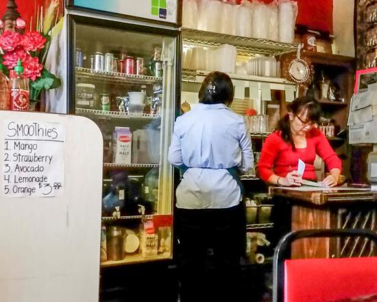 Menu Two Thai Kitchen Lodi Tripadvisor