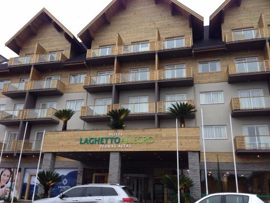 Hotel Laghetto Pedras Altas Allegro Foto De Hotel Laghetto