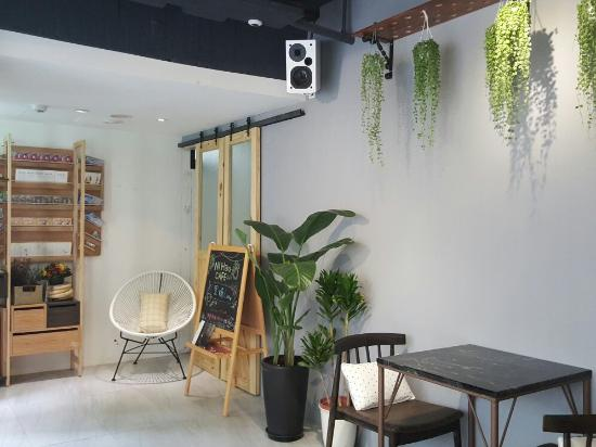 Love This Cafe Hotel Picture Of Nihao Cafe Hotel Da An