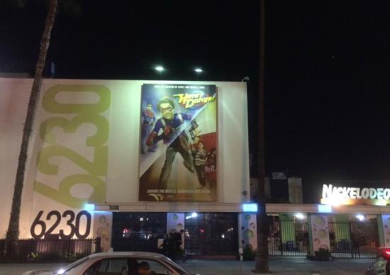 Nickelodeon Studios Hollywood Tour