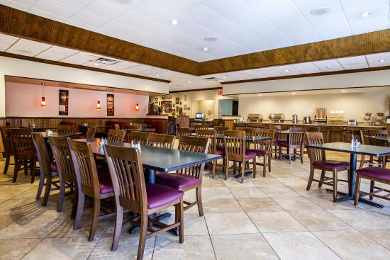 Free Hot Breakfast Picture Of Clarion Inn Dayton Airport