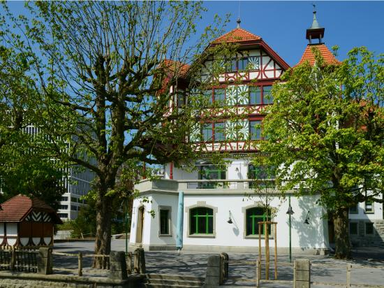 Haus Mit Garten Picture Of Militaerkantine St Gallen TripAdvisor