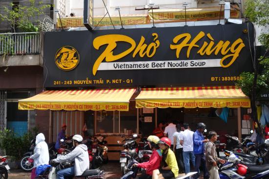 Dinner Ho Chi Minh
