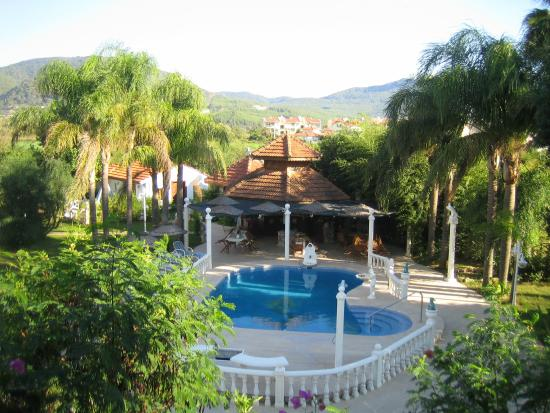 Romantik Villa Dalla Pool Im Garten