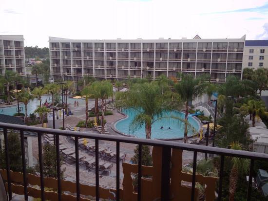 Vista do Apartamento  Picture of Sheraton Lake Buena Vista Resort Orlando  TripAdvisor