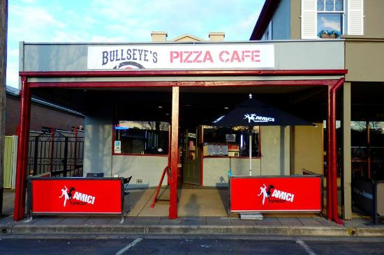 bulleye s pizza cafe