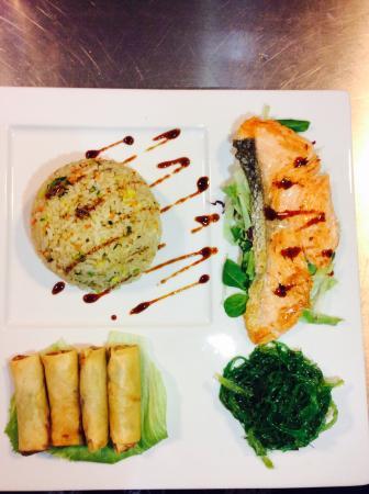 Ristorante 8 12 Asian Restaurant in Udine con cucina Giapponese  GastroRankingit