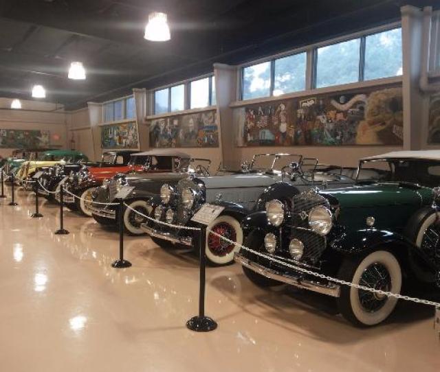 Dicks Classic Garage View Of Garage As U Start Viewing Cars In Dicks Classic Garage