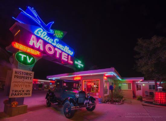 Blue Swallow Motel Tucumcari NM  Motel Reviews