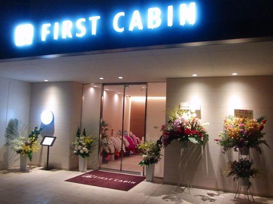 First Cabin Atagoyama Minato Jepang Review Hotel Kapsul
