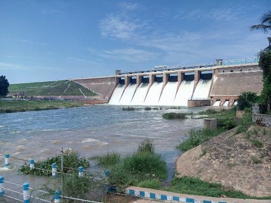 IMG_20151129_114339_large.jpg - Picture of Vaigai Dam, Madurai - Tripadvisor