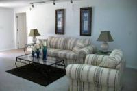 Living Room in our VIP Cabin. - Picture of East Lake Fish ...