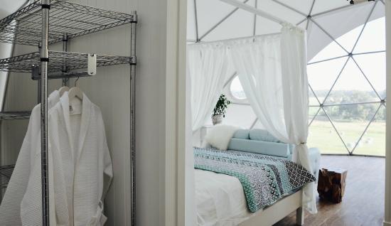 Mile End Glamping Prices Campground Reviews Yelverton