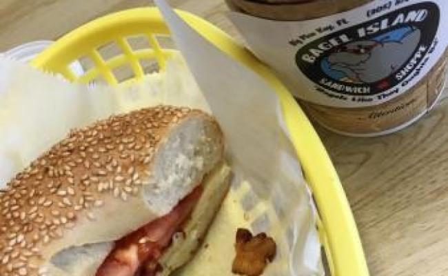 Bagel Island Cafe Big Pine Key Restaurant Reviews