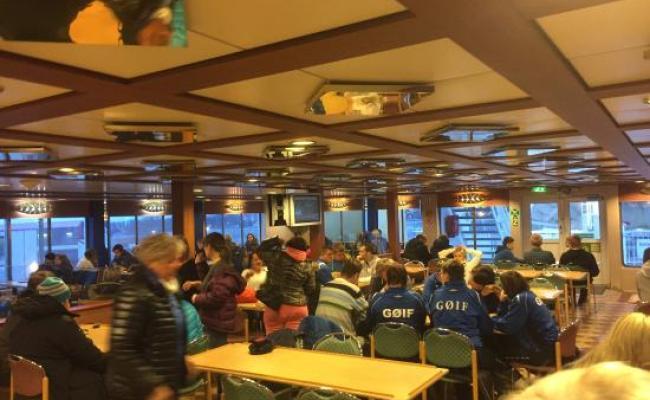 Cafetaria Bilde Av Bastø Fosen I Horten Tripadvisor