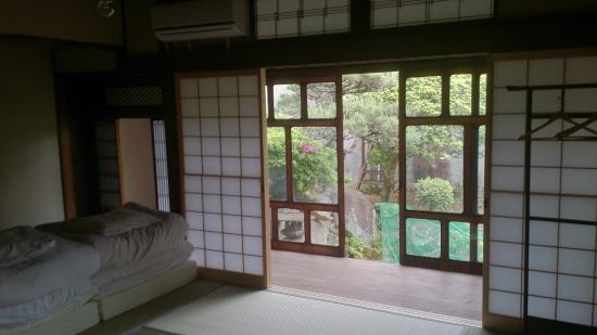 Pokoj Picture Of Yuzan Guesthouse Annex Nara Tripadvisor