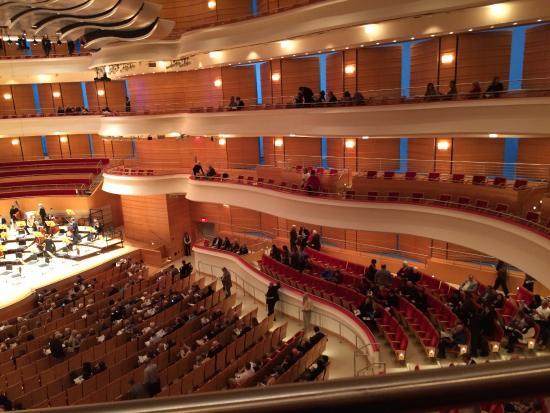 Segerstrom Concert Hall Best Seats Www Microfinanceindia Org