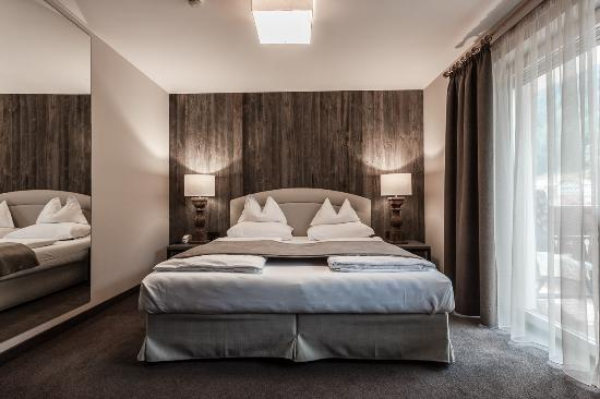 Zimmer Lux Picture Of Hotel Garni Villa Park Ortisei