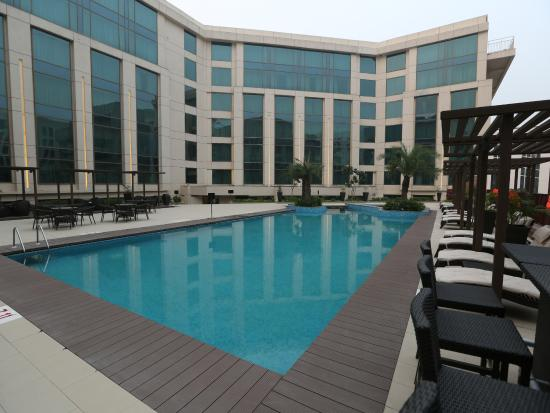 Nice Place For Overnight Stay Near Igi Airport Review Of Pride