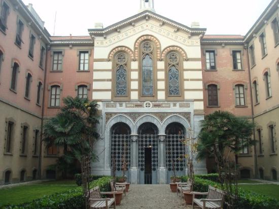 La Casa di Riposo per Musicisti  Picture of Casa di Riposo per Musicisti Giuseppe Verdi Milan