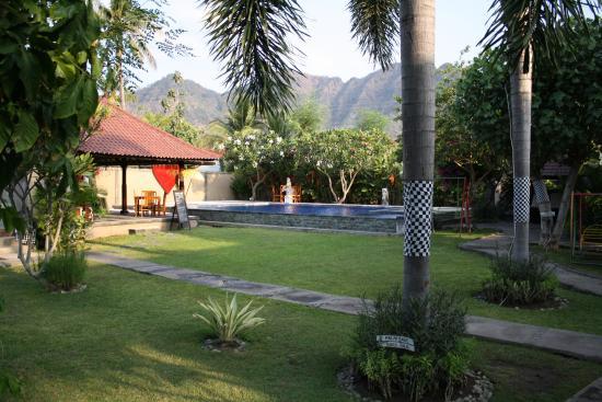 Garten Und Pool Picture Of Kubuku Ecolodge And Resto Pemuteran