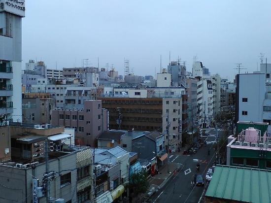 A Sad View Of Osaka Picture Of Business Hotel Wako