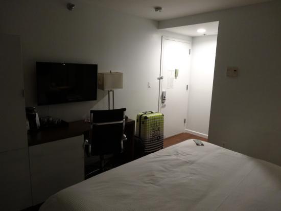 Chambre de bonne taille  Picture of Hotel BPM Brooklyn Brooklyn  TripAdvisor