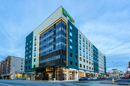 Holiday Inn Suites Chattanooga Downtown Updated 2020