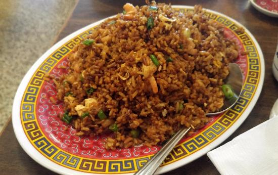 Shrimp Fried Rice  Picture of Pauls Kitchen Los Angeles