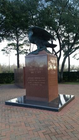 Bear Creek War Monument Houston Tripadvisor