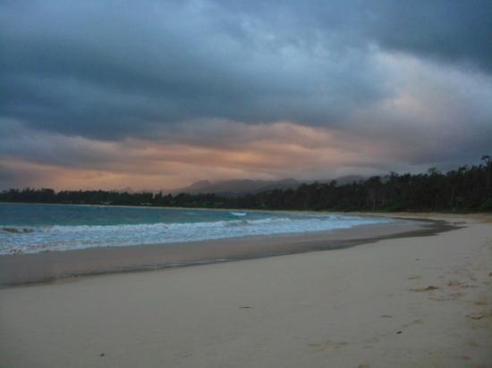Malaekahana Beach Campground
