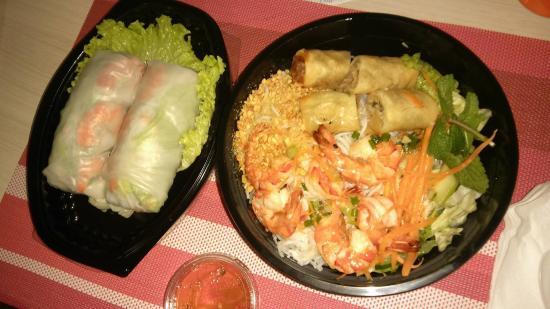 Vietnam Kitchen Courbevoie  Restaurantanmeldelser  TripAdvisor