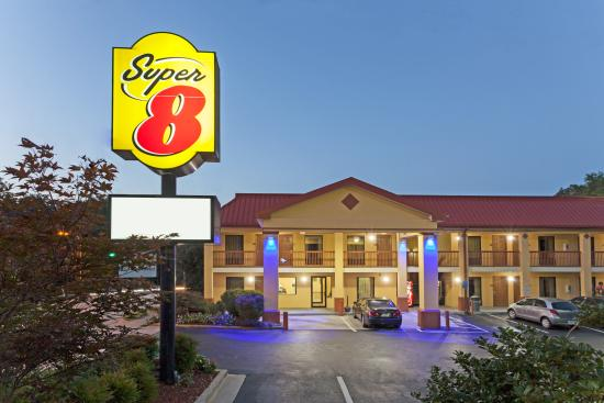 Super 8 By Wyndham Decatur Dntn Atlanta Area 81 1 1 5