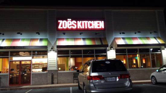 Zoes kitchen  Picture of Zoes Kitchen Tallahassee