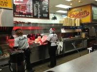 teaser window decor - Picture of Portillo's, Tinley Park ...