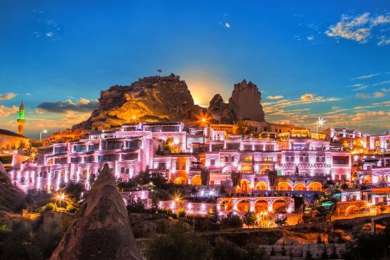 Ccr Hotels Spa Picture Of Cappadocia Cave Resort Spa