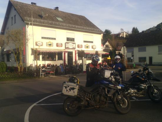 Restaurant Cafe Zur Brucke Vocklabruck