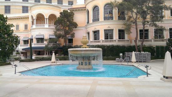 Piscina  Picture of Bellagio Las Vegas Las Vegas  TripAdvisor
