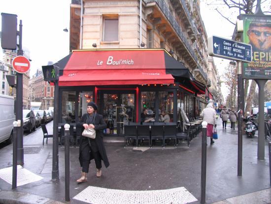 Restaurant Outside View