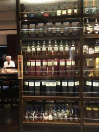 Whisky Cabinet - Picture of Tatsu, Singapore - TripAdvisor