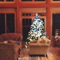 Beautiful Living Rooms At Christmas Room Design With Tv In Corner Loved The Tree Main Riverdance Downstairs