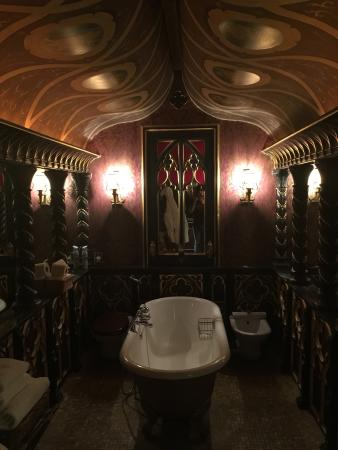 Best Bathroom In The World!  Picture Of The Witchery By