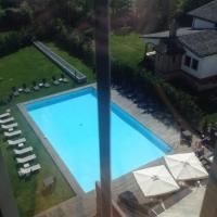 Vista Piscina - Picture of Hilton Garden Inn Venice Mestre ...