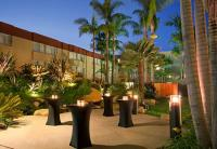 Outdoor Patio - Picture of Ventura Beach Marriott, Ventura ...