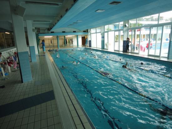 la piscina grande interna  Foto di Piscine Termali Columbus Abano Terme  TripAdvisor