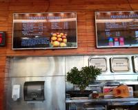 Menu Board - Picture of Honolulu Kitchen, Ewa Beach ...