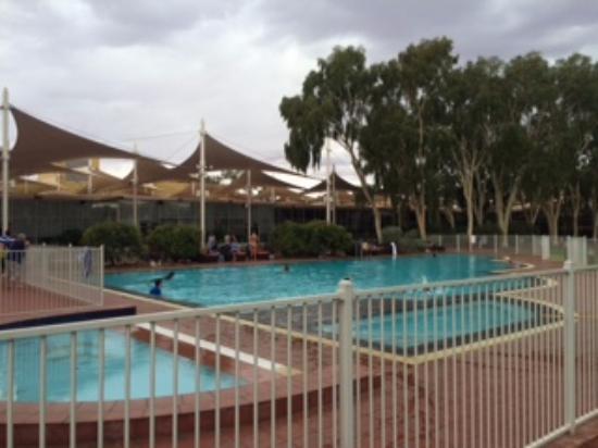 Huge Pool Picture Of Emu Walk